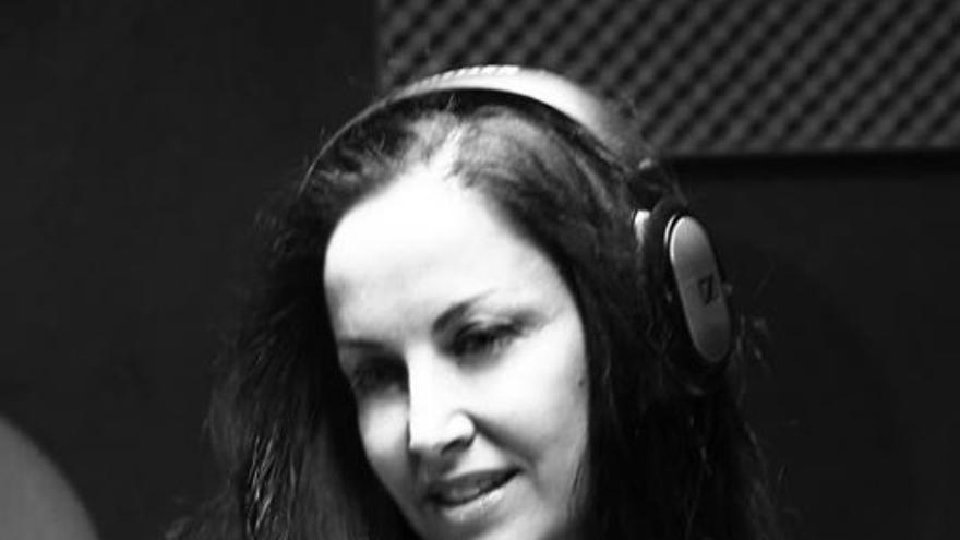 La periodista Ana Sharife