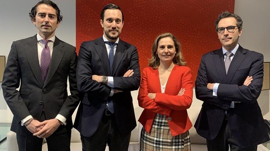 Gómez-Acebo y Pombo aprueba los nombramientos de cuatro nuevos socios