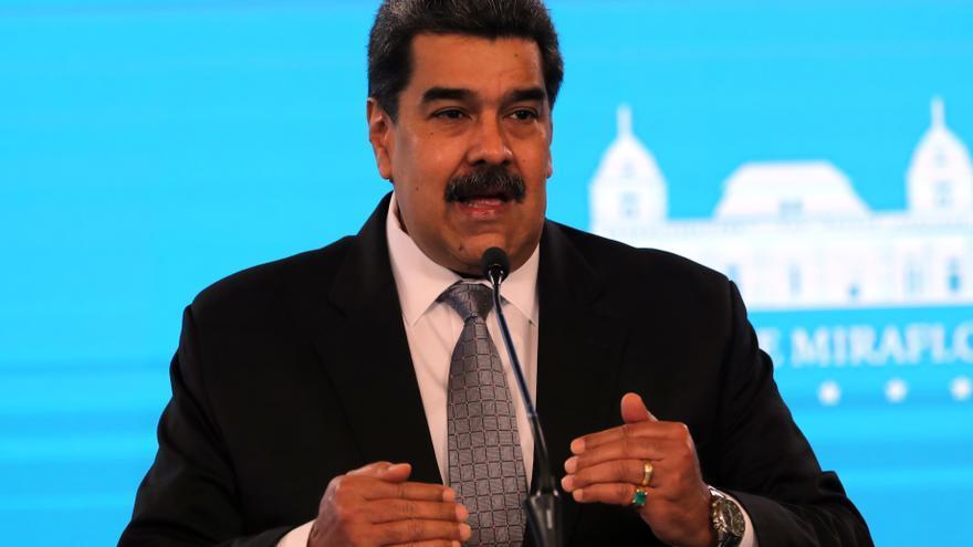 """Maduro siente """"cada vez con mayor fuerza"""" el """"despertar de los pueblos"""""""