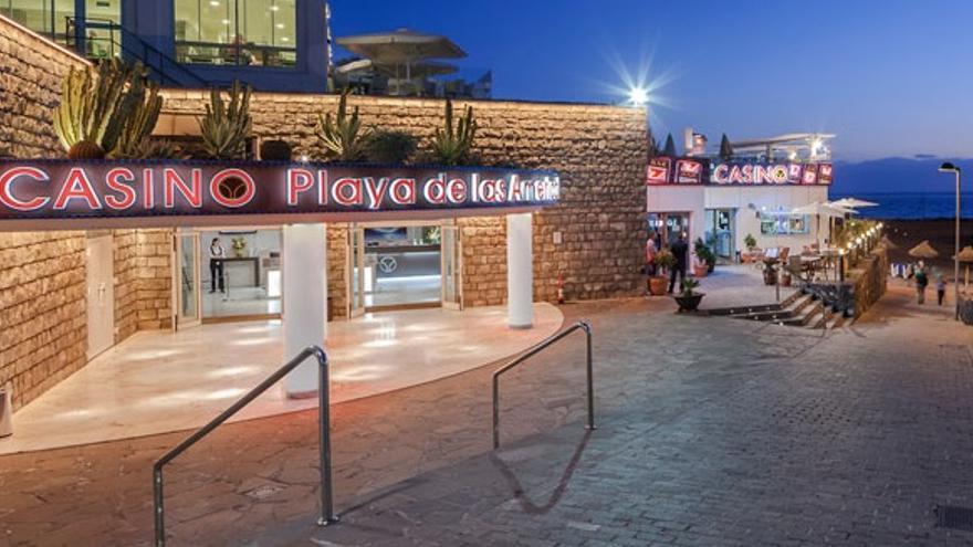 Casino Playa de las Américas.