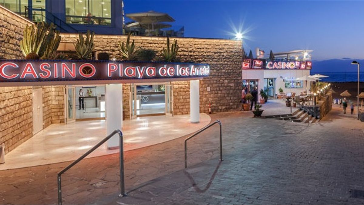 Casino Playa de las Américas, Tenerife