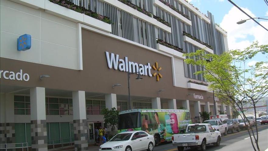 Walmart gana 11.397 millones de dólares hasta octubre