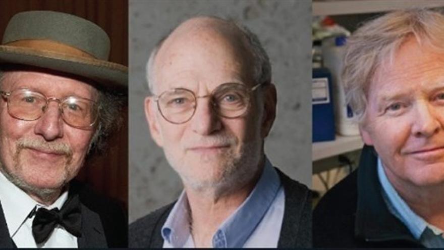 Premio Nobel de Medicina 2017: Jeffrey C. Hall, Michael Rosbash y Michael W. Young
