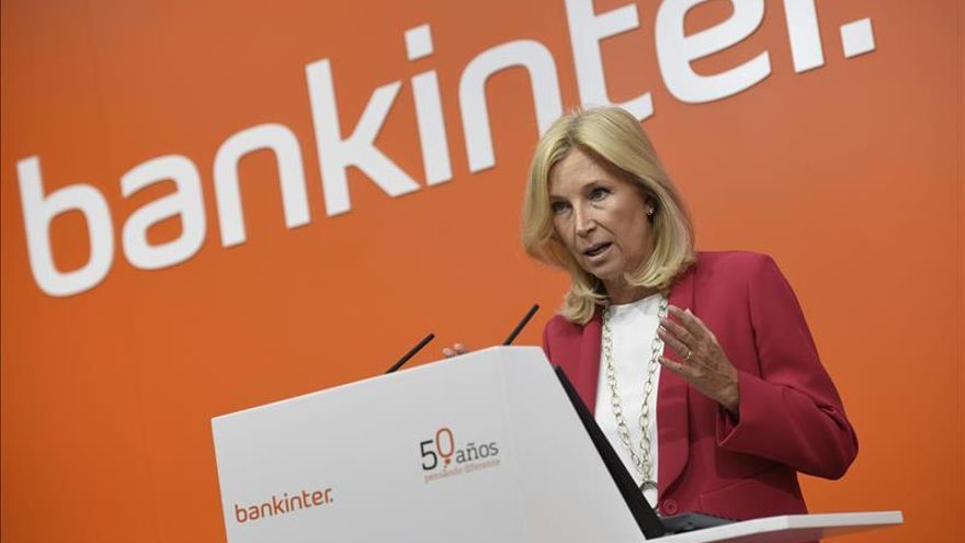 Bankinter pagará un dividendo de 0,0520 euros por acción el 26 de diciembre