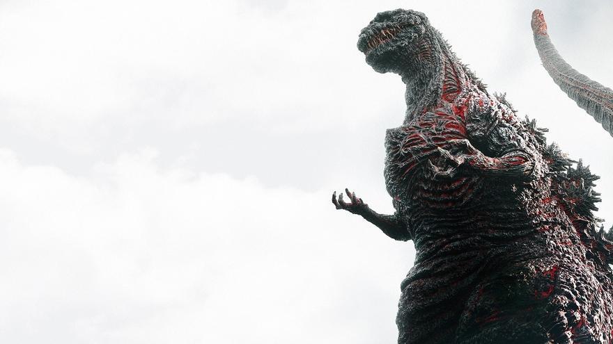 La película 'Shin Godzilla' inaugurará la 27 Semana de Cine Fantástico y de Terror de San Sebastián