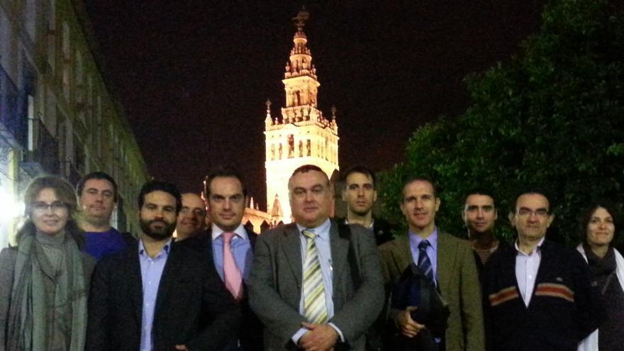 Fotografía de familia del último congreso de la Asociación Española de Profesionales de Urbanismo, Ordenación Territorial y Sostenibilidad (Aepous)