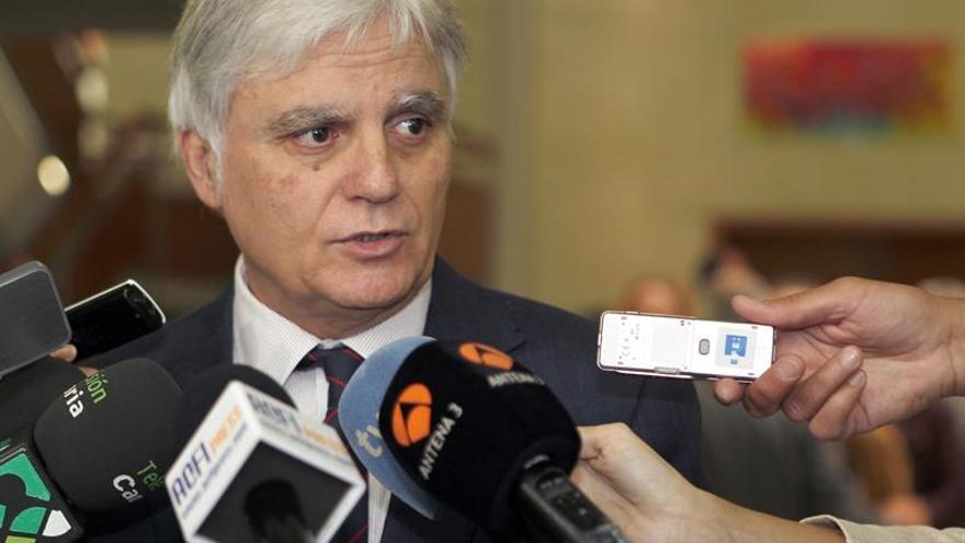 José Miguel Pérez, consejero de Educación del Gobierno de Canarias