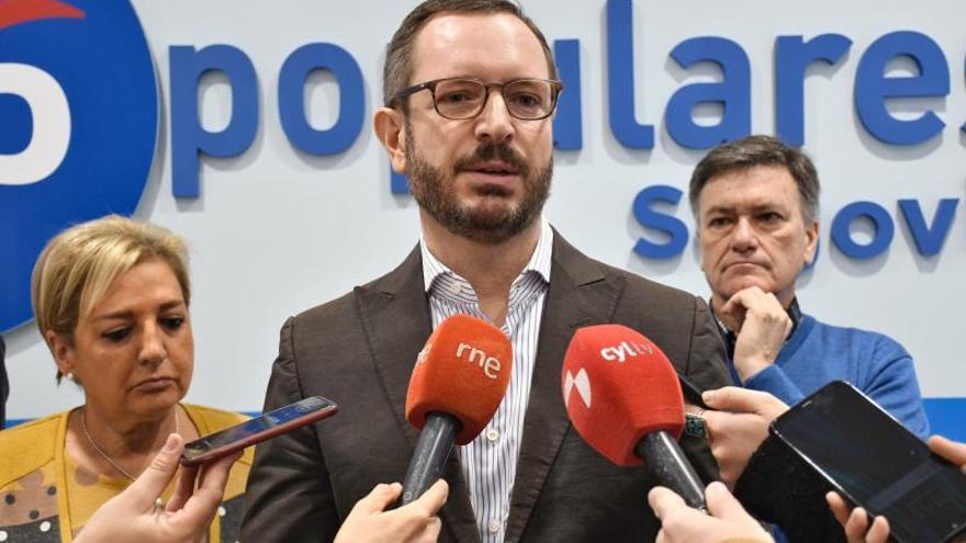 Maroto (PP) critica el plan contra la despoblación del Gobierno: está vacío