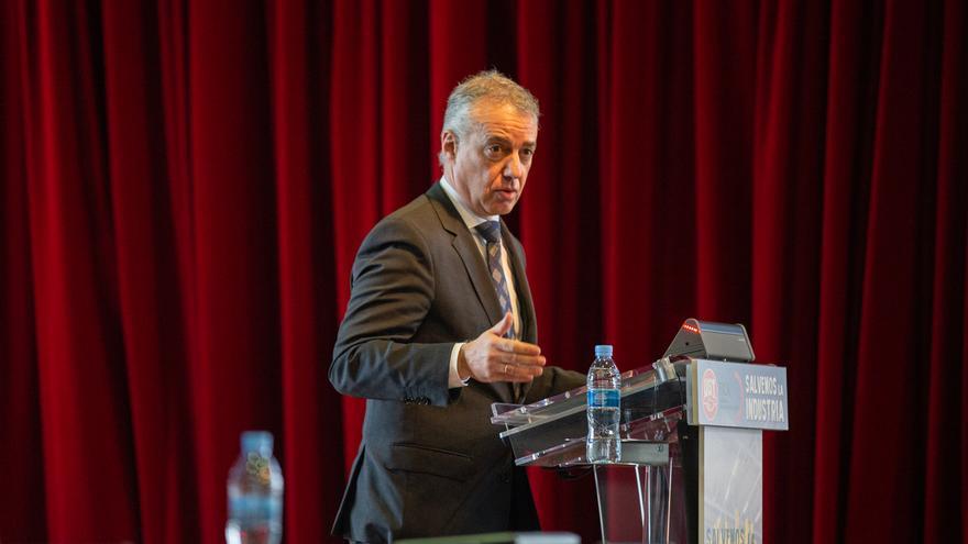 Urkullu apuesta por un nuevo modelo de empresa participativa e inclusiva para garantizar el futuro de la industria vasca