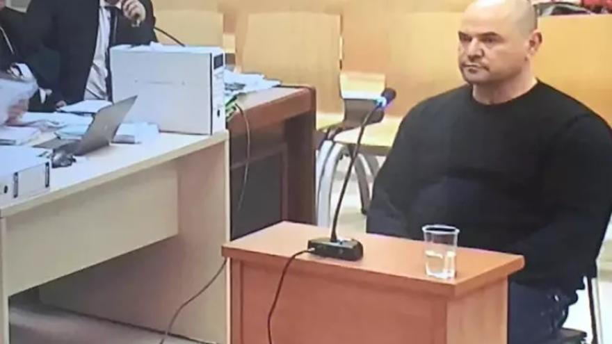 Uno de los acusados del crimen de Polop