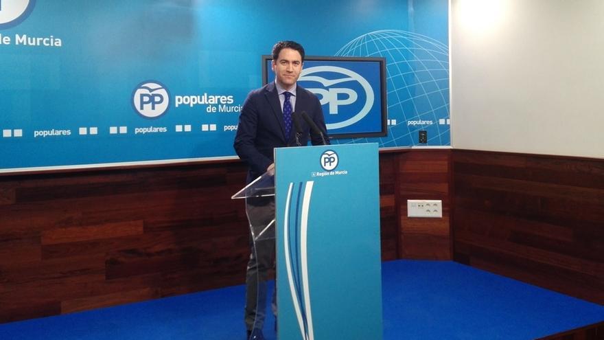 """Teodoro García (PP) avisa de los actores de la nueva política: """"No están en garantía y no se pueden devolver si fallan"""""""
