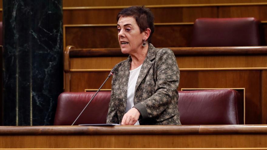 """Aizpurua dice que EH Bildu tendrá """"actitud constructiva"""" porque no busca """"derrocar"""" al Gobierno sino """"derrocar al virus"""""""