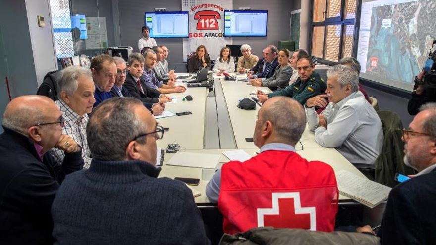 El Gobierno de Navarra desactiva el plan de emergencia por inundaciones