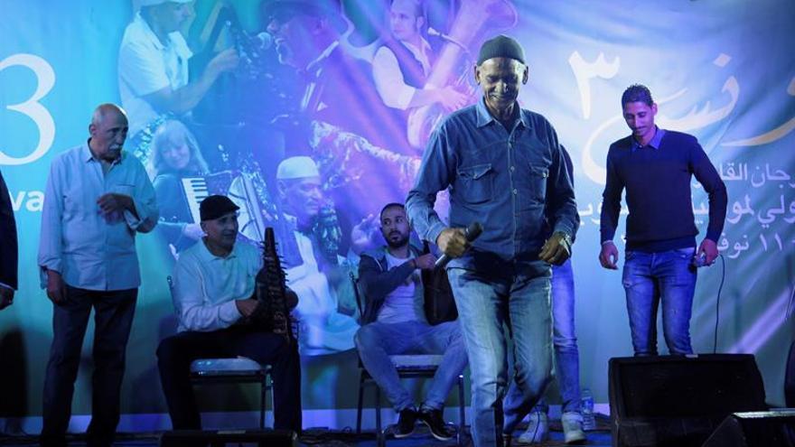 "Festival de Música Folklórica busca ""revivir"" la música tradicional egipcia"