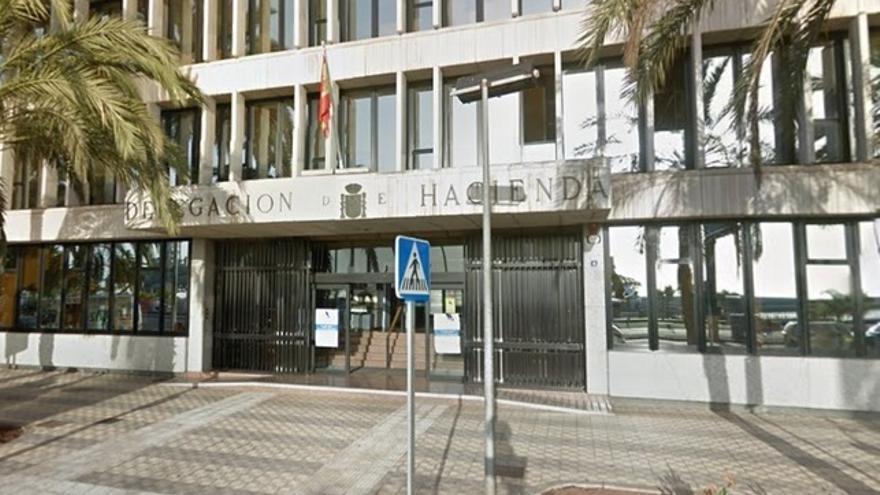 Delegación de Hacienda de Tenerife