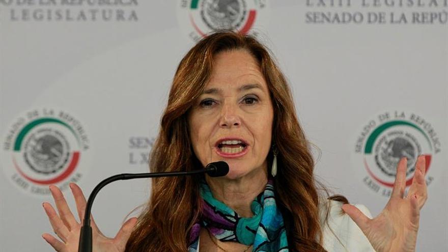 Eurodiputada española trata el terrorismo y la ciberseguridad con el Gobierno de EE.UU.