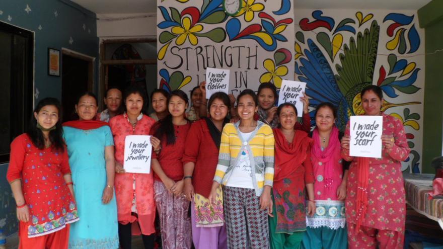 Las mujeres de Local Women's. Foto: Imagen cedida