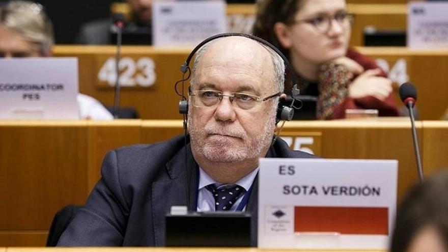 Cantabria aboga por un aumento de dotación de fondos europeos FEDER y FSE