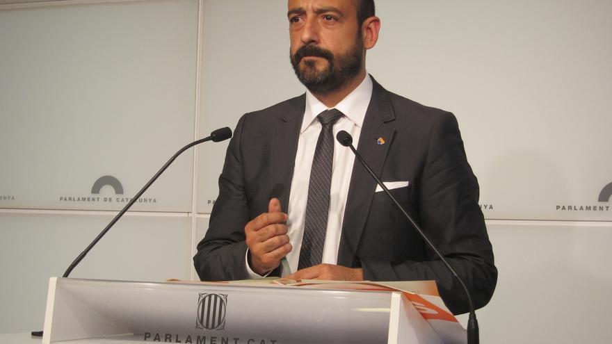 El exportavoz de Cs en el Parlament Jordi Cañas, absuelto de un delito de fraude fiscal