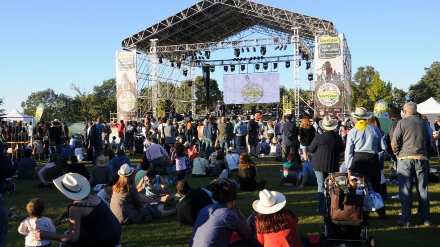 El Huercasa Country Festival