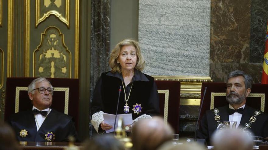 La preocupación por la corrupción protagoniza la apertura del Año Judicial