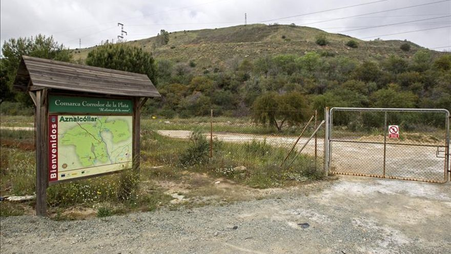 Susana Díaz ordena la paralización de la nueva concesión de la mina de Aznalcóllar