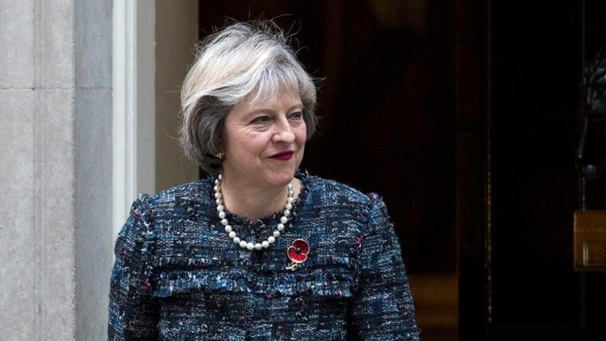 May destaca la oportunidad del Reino Unido para apoyar el libre comercio
