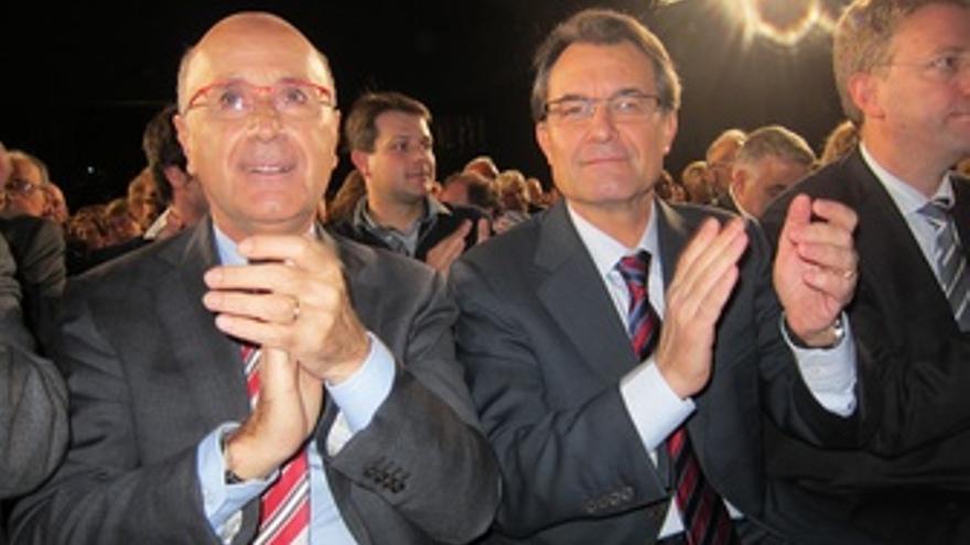 Josep Antoni Duran Y Artur Mas (Ciu)