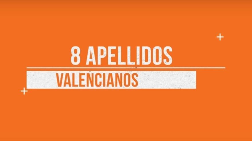 El vídeo usa apellidos de dirigentes del PP valenciano salpicados por la corrupción