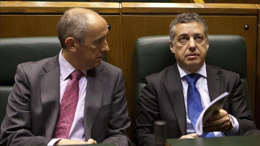 Urkullu convocará a los líderes institucionales y políticos para buscar un pacto