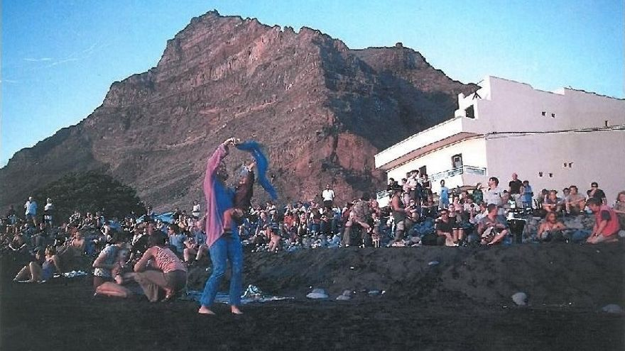 Casa Hippies : La gomera la última meca atlántica de los hippies