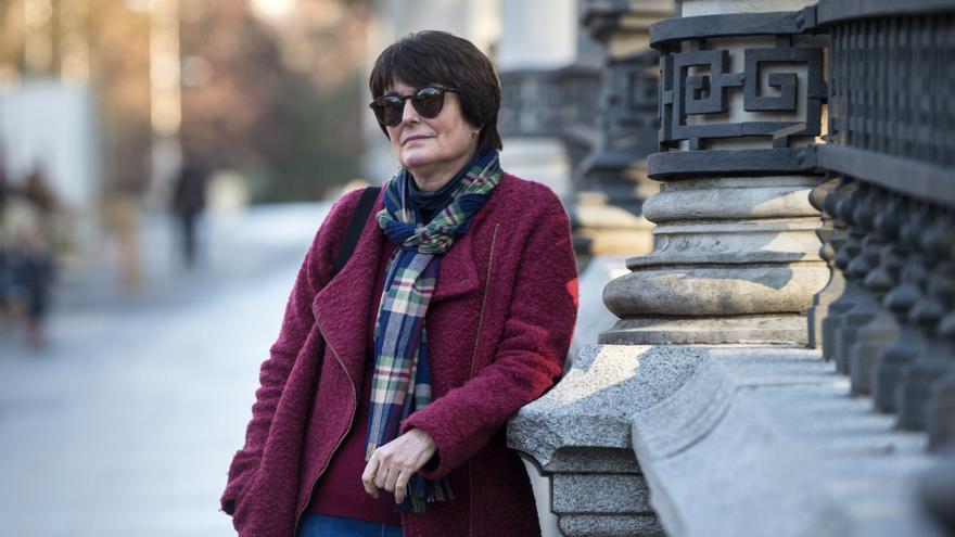 Estrella es profesora de la ESO en un instituto público del barrio de Vallecas (Madrid)