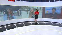 Los informativos de À Punt se disparan hasta el 10,9% de audiencia con la cobertura del temporal