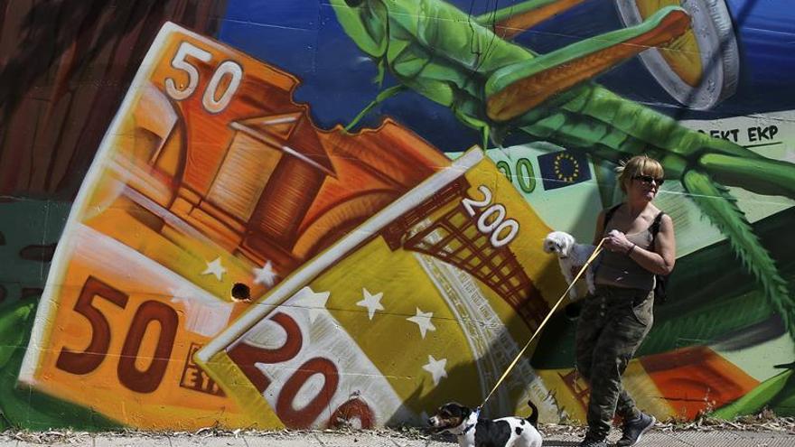 Moody's eleva la nota de deuda soberana griega a largo plazo