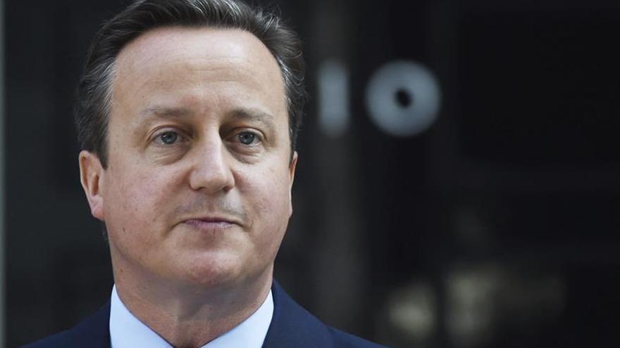 """Cameron anuncia su intención de dimitir en octubre por el """"brexit"""""""