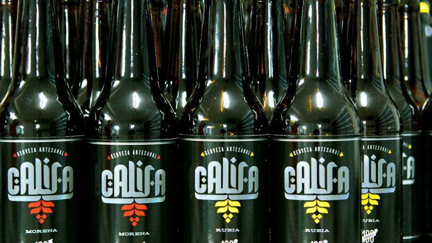 Cerveza Califa.