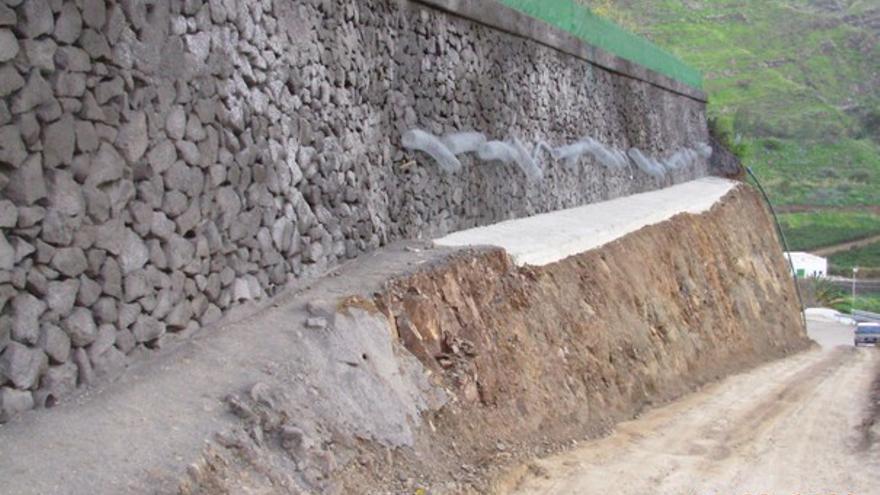 De las obras ilegales en Agaete #11