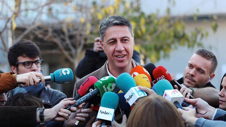 Albiol fue alcalde de Badalona y ahora está dispuesto a apoyar al PSC.