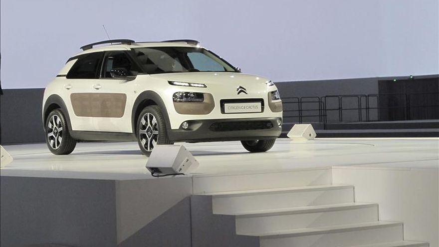 El C4 Cactus supera las expectativas de Citroën en el mercado español