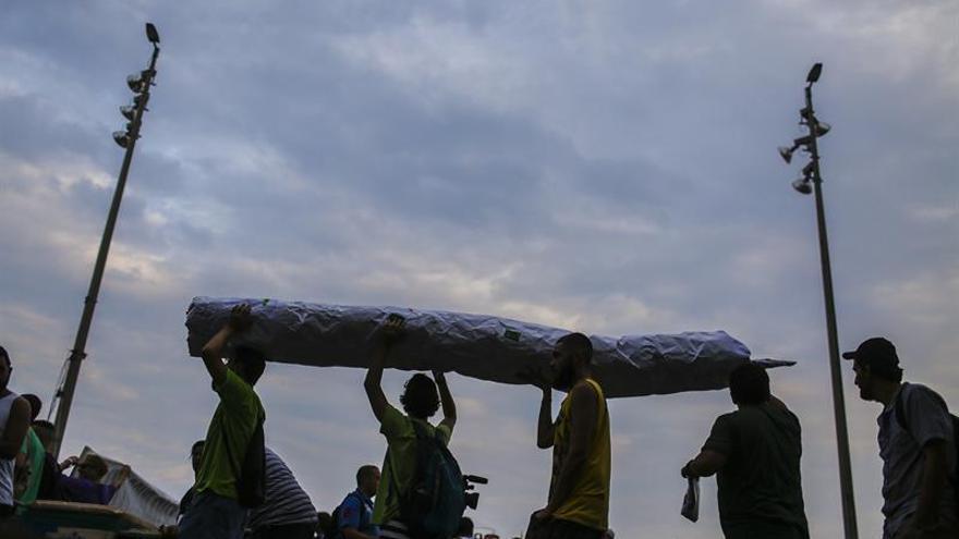 Cientos de brasileños piden la liberalización de la marihuana en Río