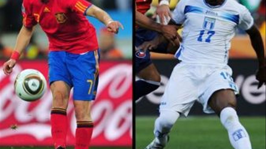 España-Honduras, un encuentro crucial para 'la Roja'. (EUROPA PRESS)