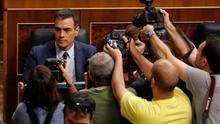 Sánchez arremete contra Iglesias por impedir su investidura