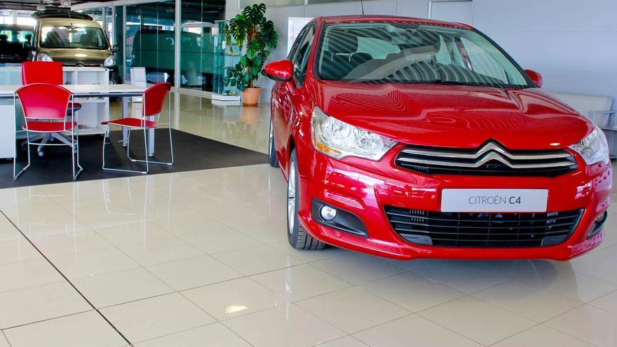 Concesionario de modelos Citroën, en Santa Cruz
