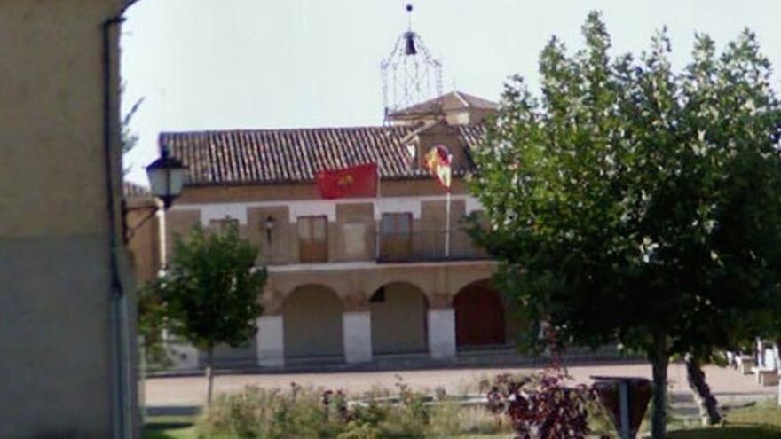 Ayuntamiento de Cuenca de Campos en Valladolid