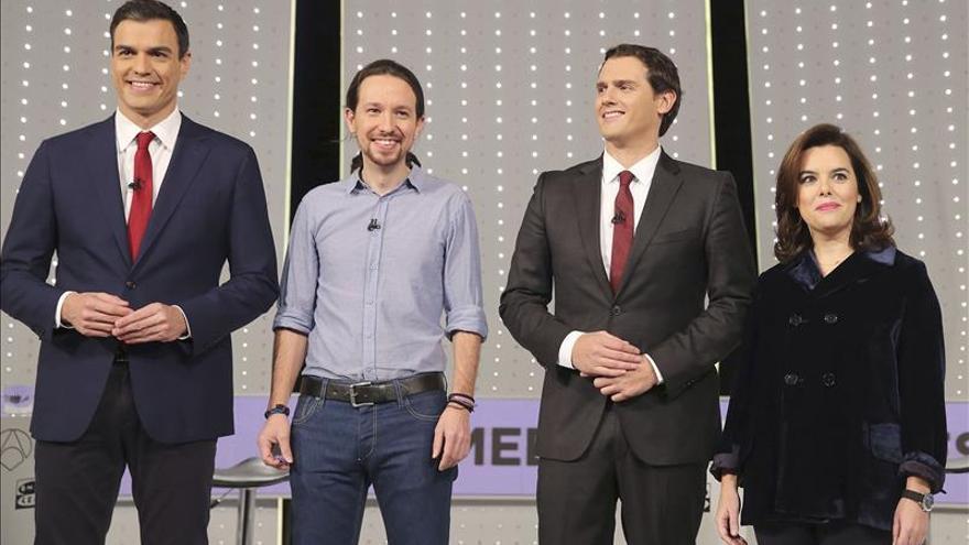 El debate no despeja la incógnita sobre los pactos postelectorales