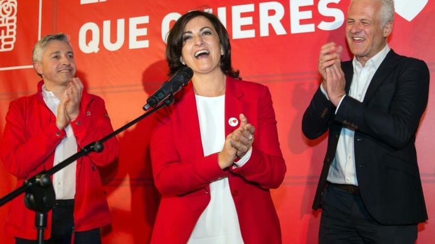 El PSOE podrá acceder al Gobierno de La Rioja tras 24 años de mayoría del PP