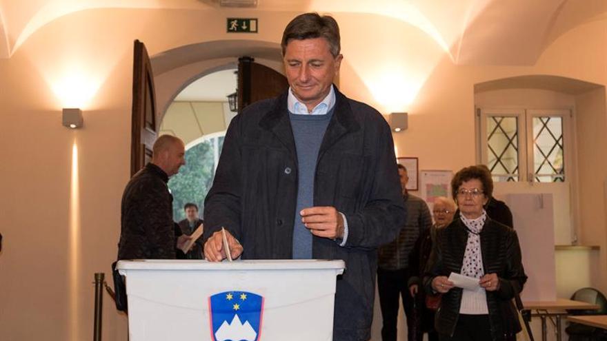 Comienza la votación en la vuelta definitiva de las presidenciales eslovenas