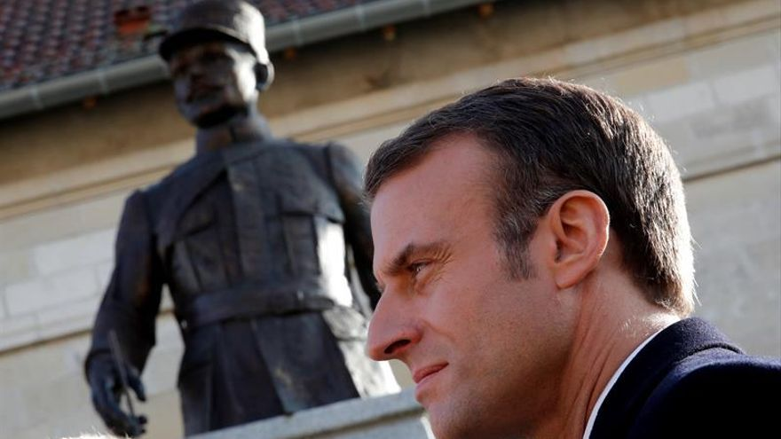 Macron anuncia la entrada en el Panteón del escritor Maurice Genevoix