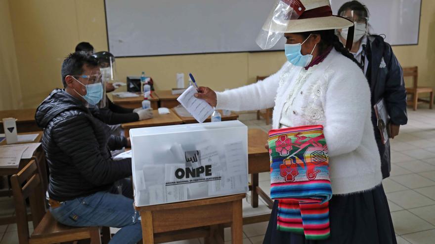 Gane quien gane, en Perú ganan los conservadores