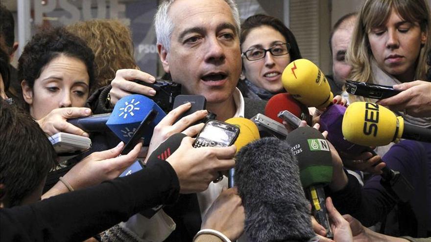 Navarro defiende el diálogo interno y descarta que el PSC se vaya a romper